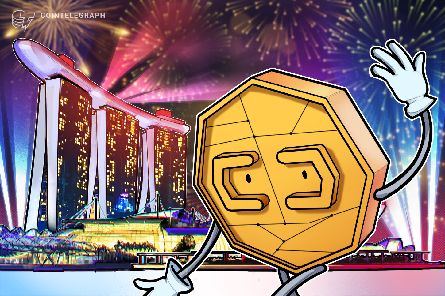 Singapore grants first regulatory in-principle approval to crypto exchange