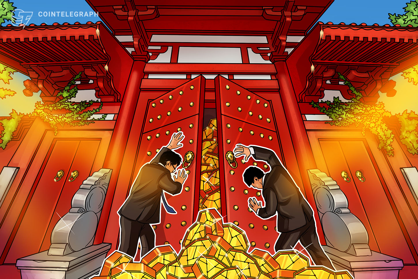 Chinese regulators unite forces to crack down on crypto