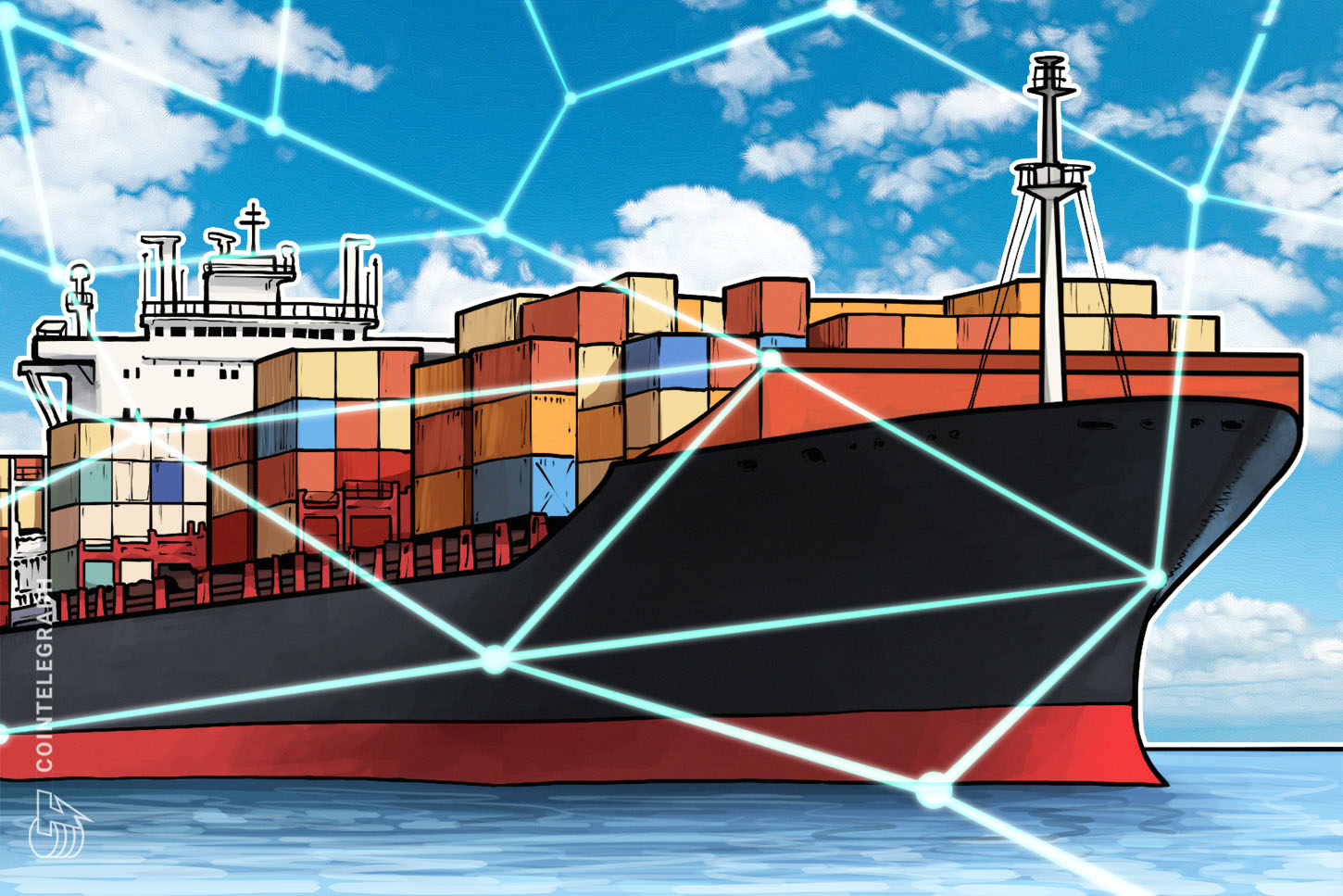 New blockchain platform aims to track one third of all shipping containers globally