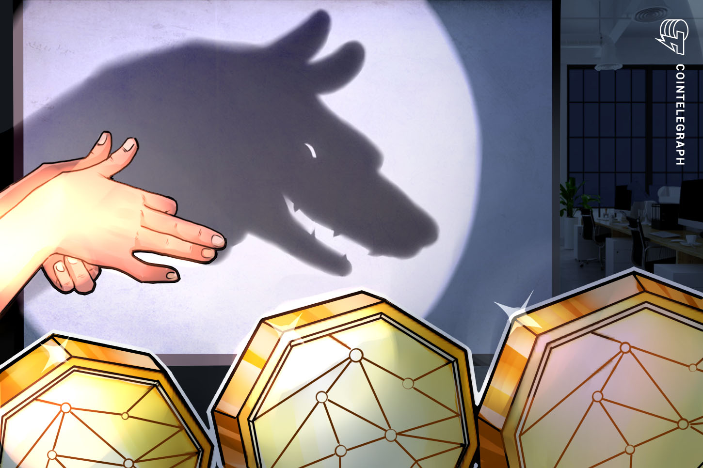 All bark and some bite. China's Bitcoin ban puts traders in the 'fear' zone