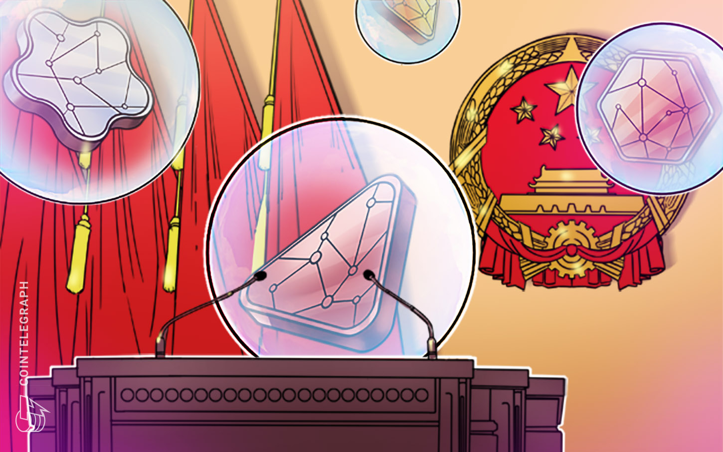 Chinese Communist Party warn of NFT hype bubble