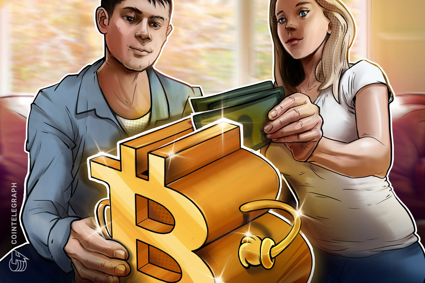 Survey finds 77% of Russian investors prefer Bitcoin to gold and forex