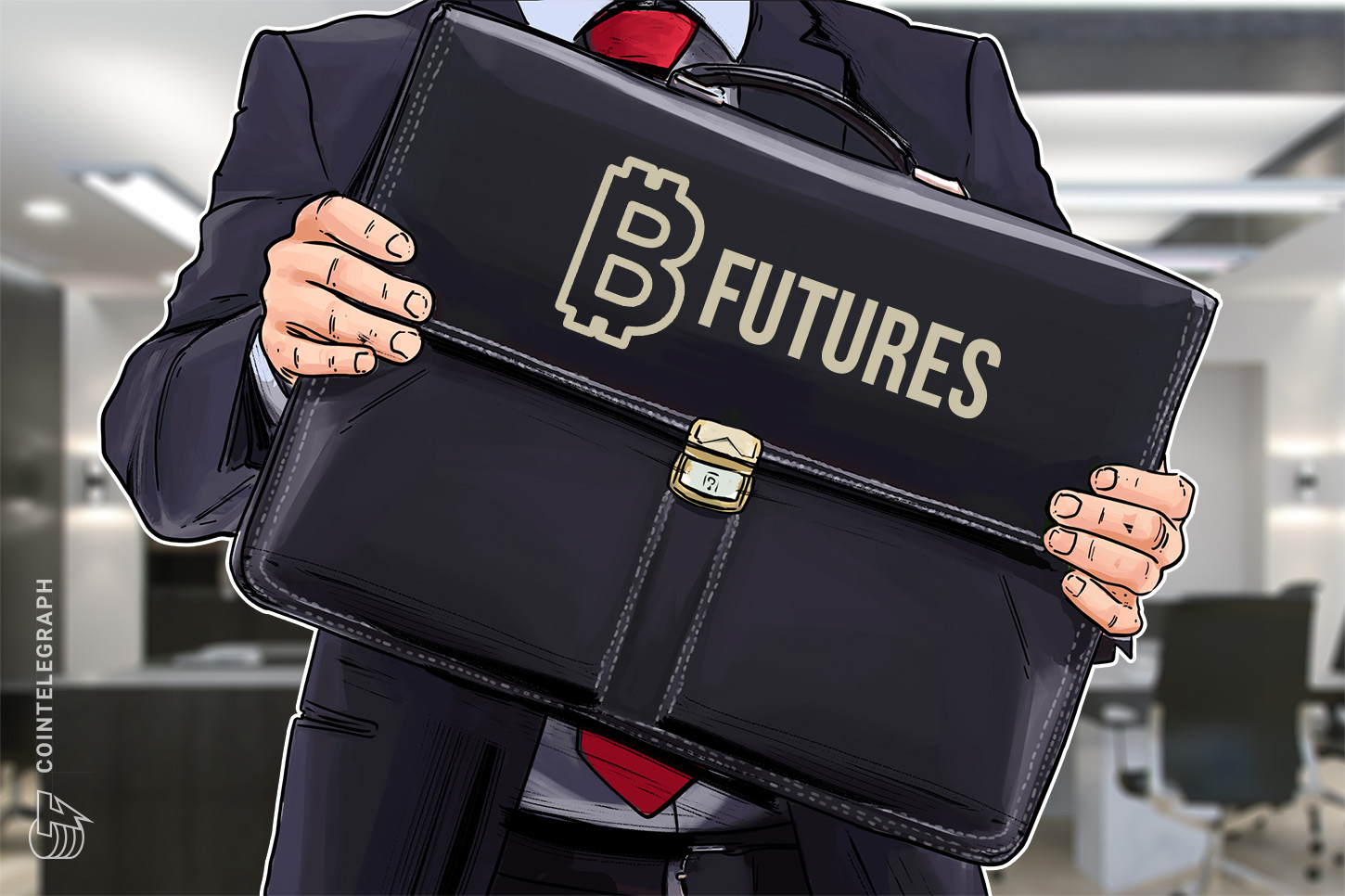 BlackRock SEC filings show company gained $369K from Bitcoin futures
