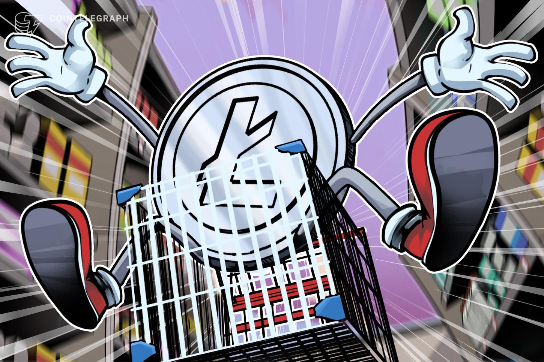 Fake news: Litecoin price surges 35% following Walmart adoption hoax