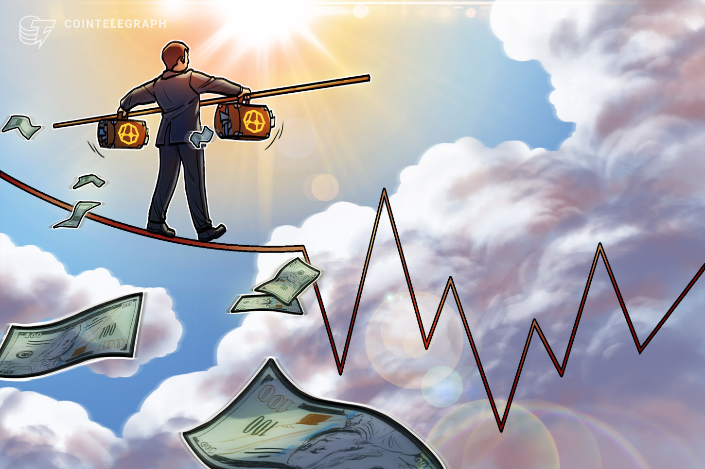 Stablecoin crisis: Huge risk or FUD? - Cointelegraph video report