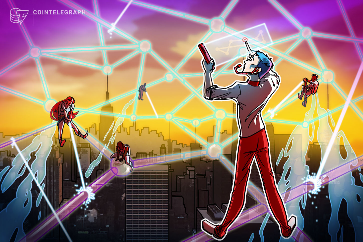 LINK price locks in 36% gains following Ethereum layer-2' Chainlink integration