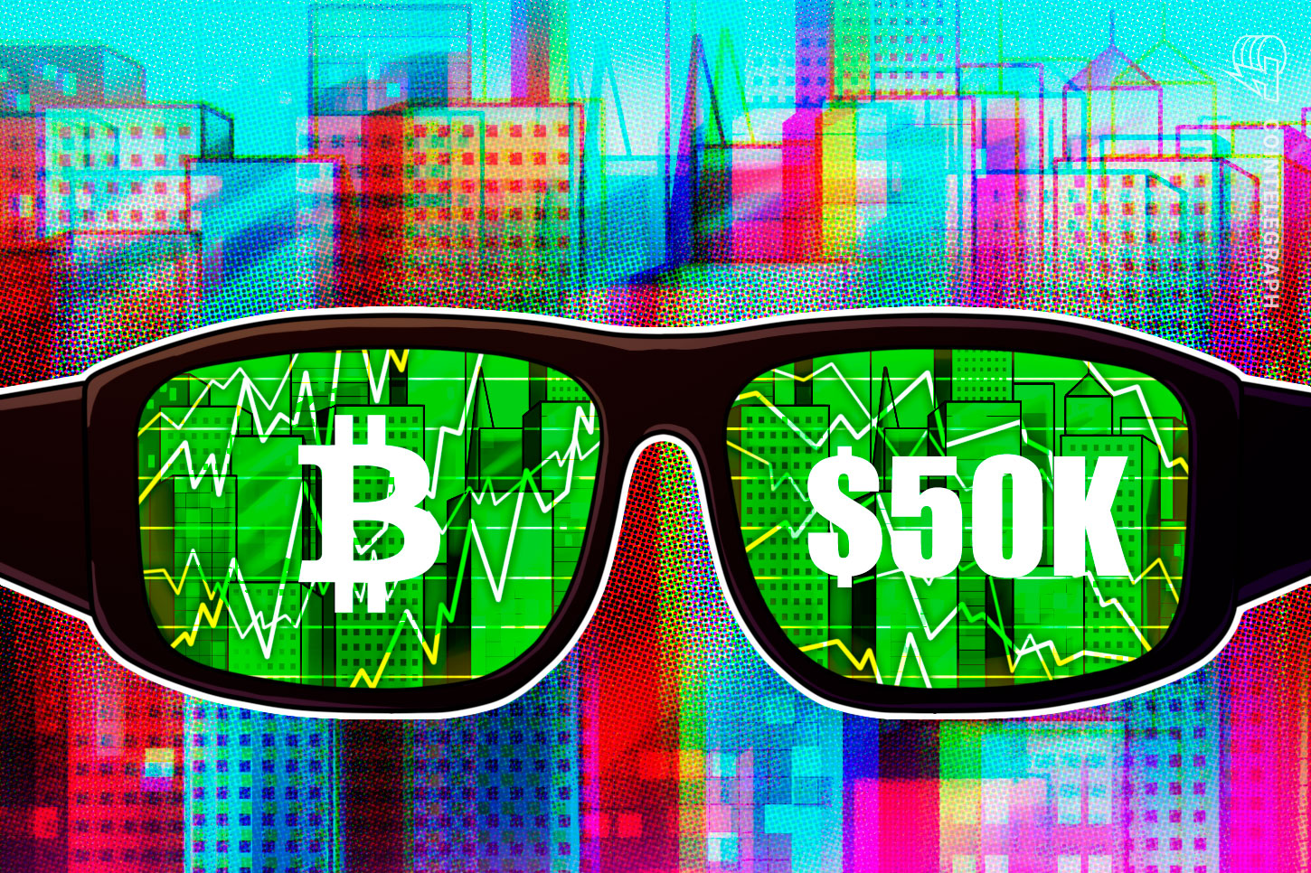 Bitcoin targets $51K 'final resistance' as ETH nears $4K for the first time since May