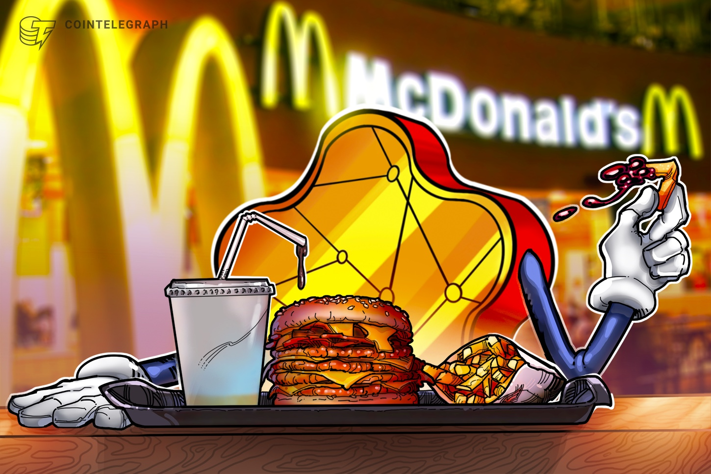 McDonald's China to give away 188 NFTs on 31st anniversary