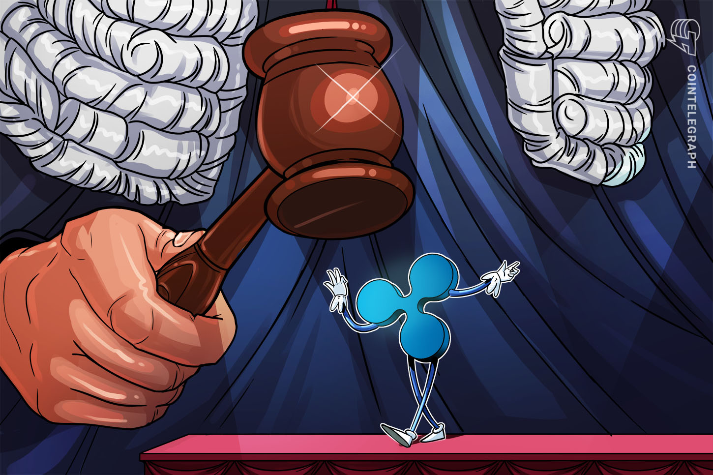 Judge rejects XRP hodlers' bid to join SEC against Ripple case as defendants