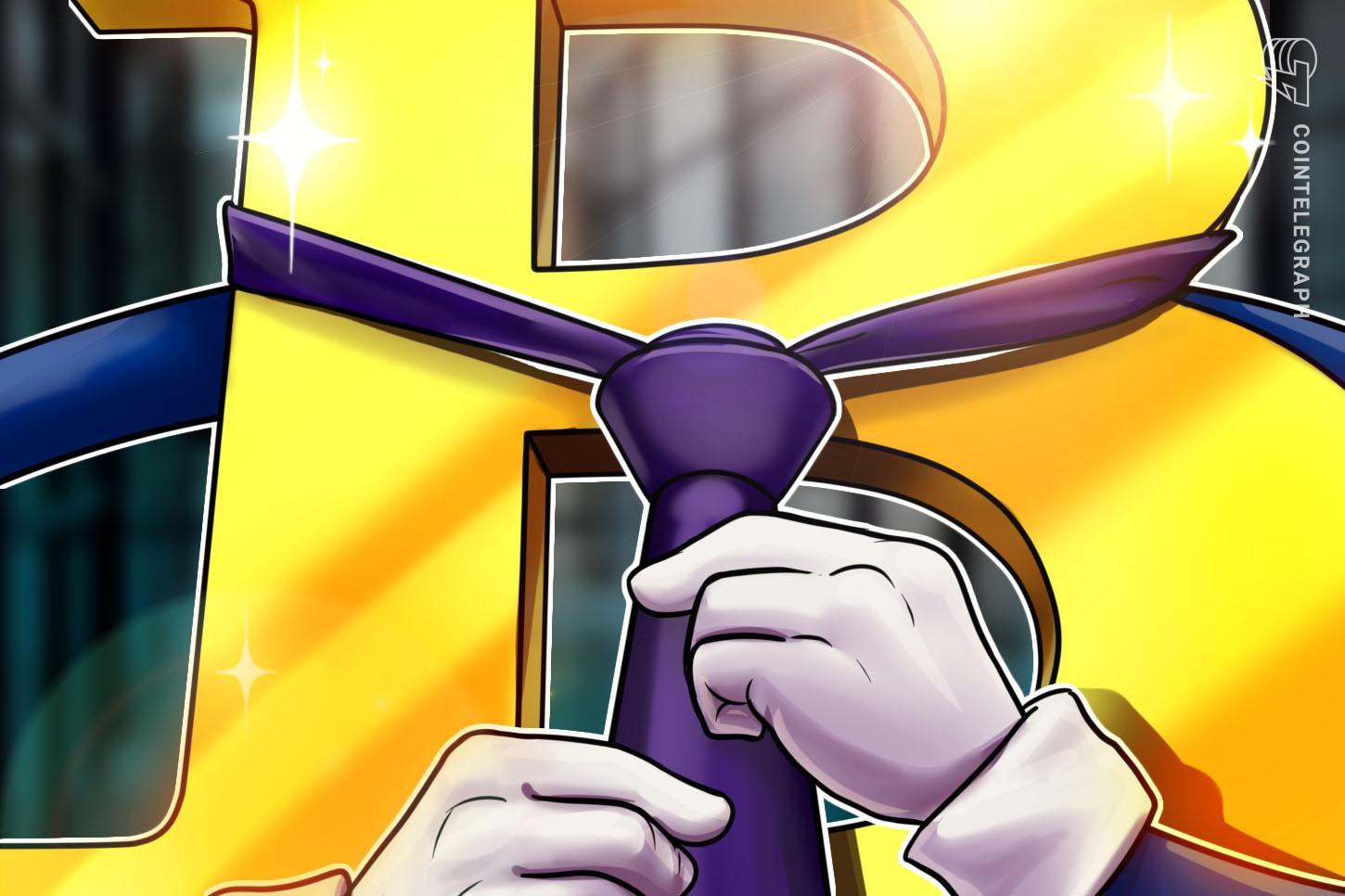 Law Decoded: Putting your Bitcoin where your mouth is, Oct. 4–11