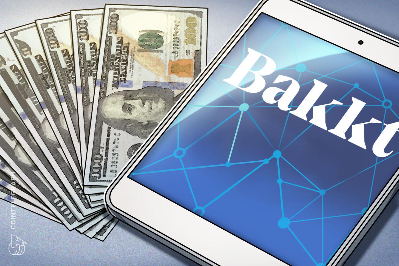 Bakkt shares skyrocket after partnering with Mastercard and Fiserv