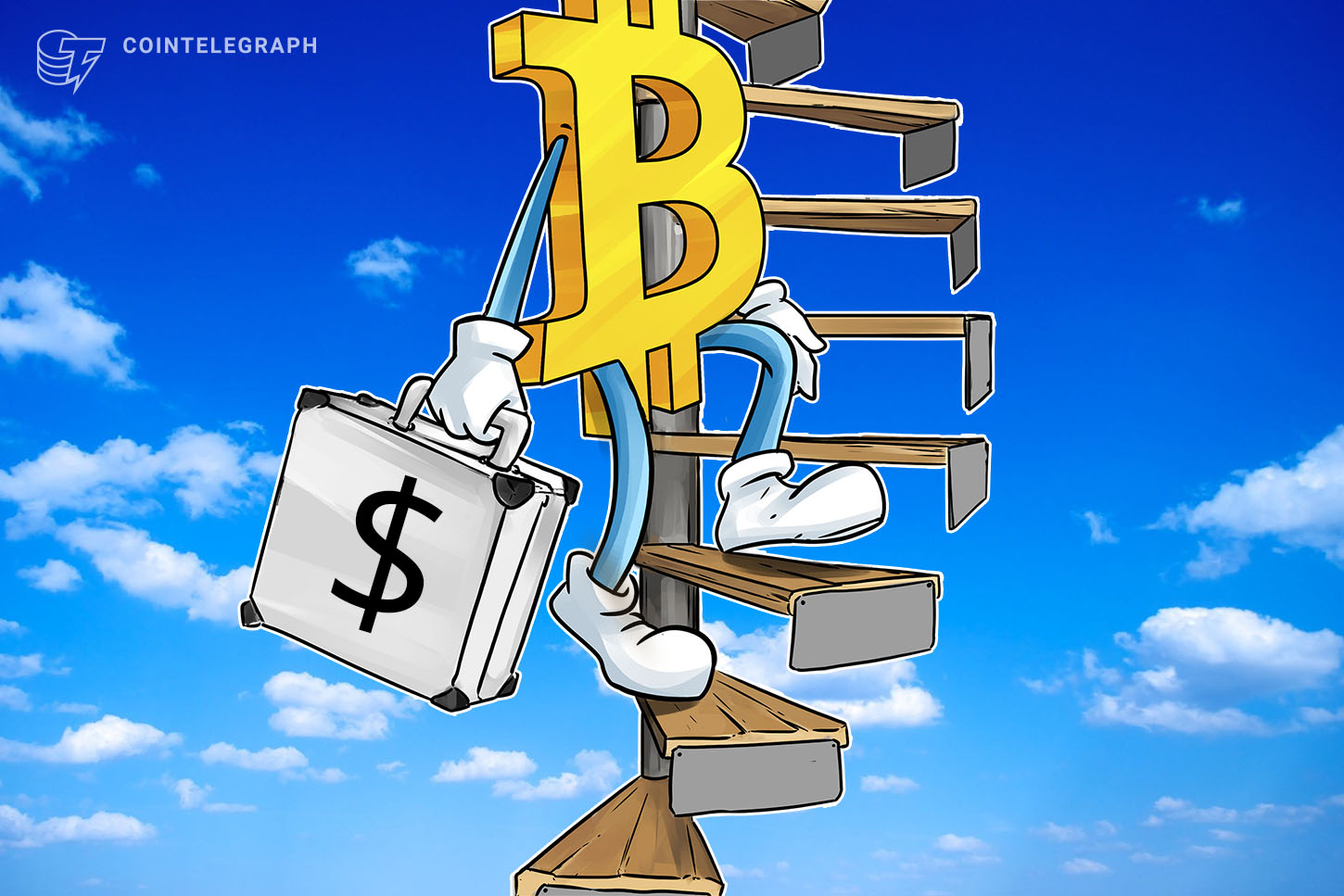 What else is moving as Bitcoin price inches toward a new ATH?