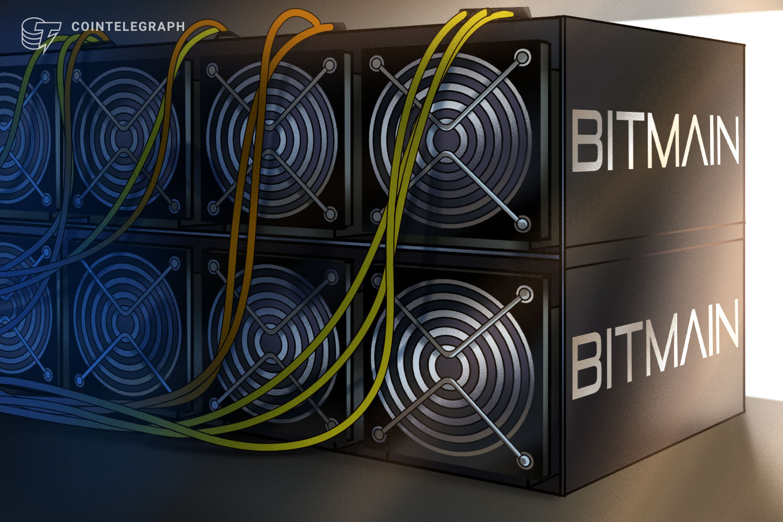 Bitmain stops shipment of Antminer crypto mining rigs into China