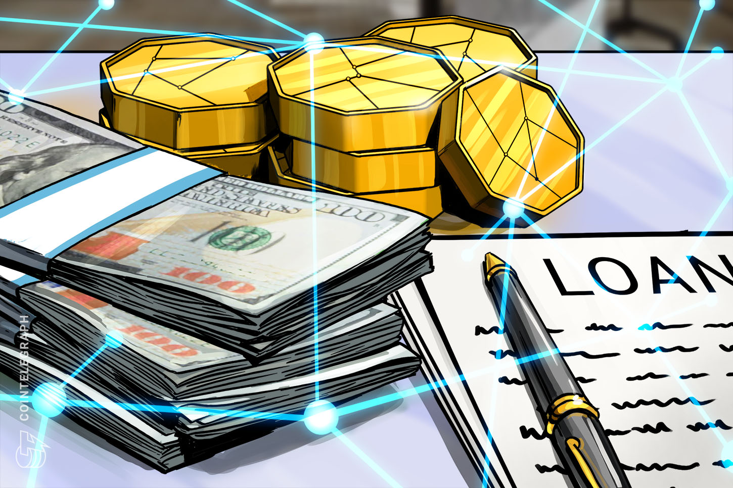 Societe Generale proposes historic $20M DAI loan in exchange for bond tokens
